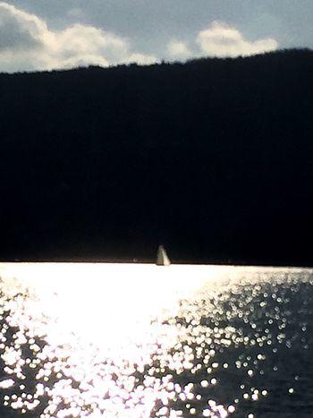 Water Reflections Water Sailing Ship Sailing