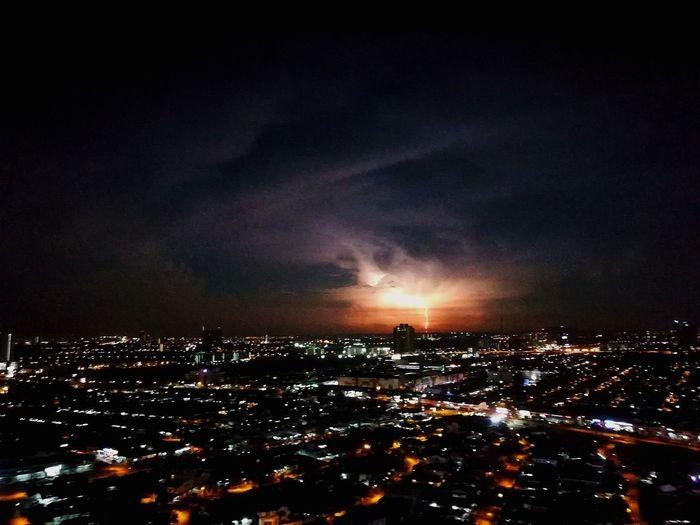 night view,