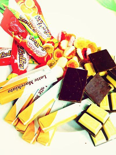 Halloween Sweets Chocolate Lolypop