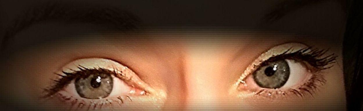 That's Me Hello World Hi! Feminine  Beauty Blueeyesgirl Eyes Love ♥ 😚