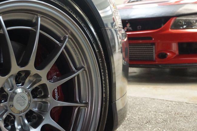 Enkei Slicks Evolution  Evo AWD  Dsm Turbo Boost