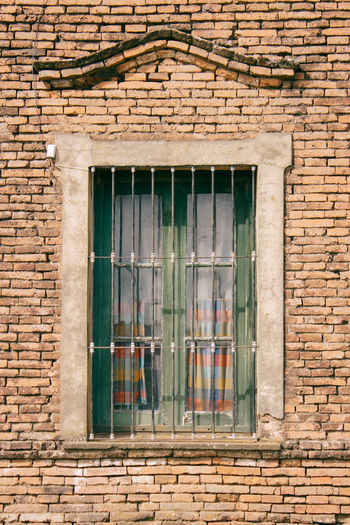 Architecture Brick Wall Building Exterior Built Structure Day House No People Outdoors Window