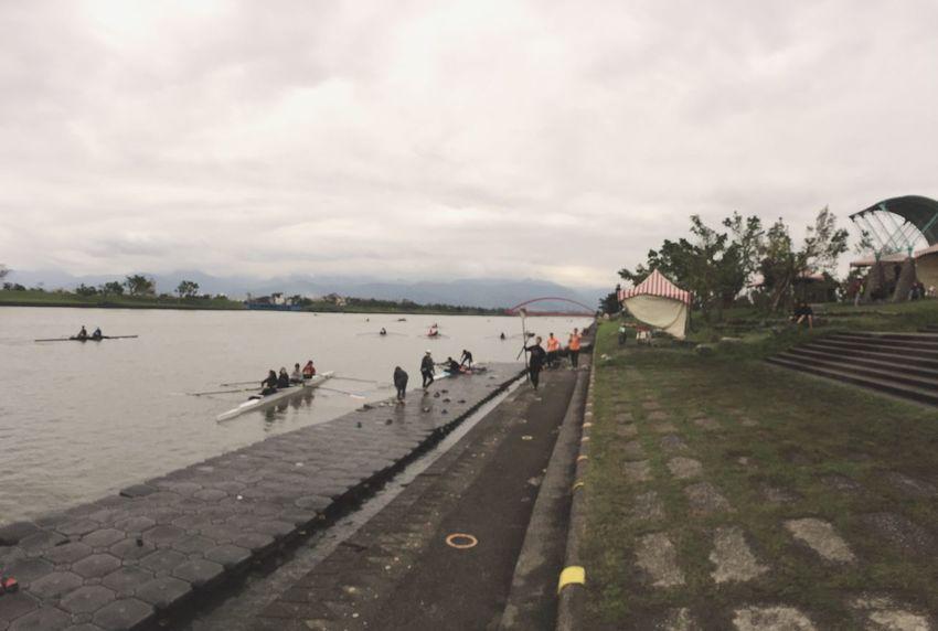 Yilan, Taiwan Yilan Rower Row Rowers Rowing