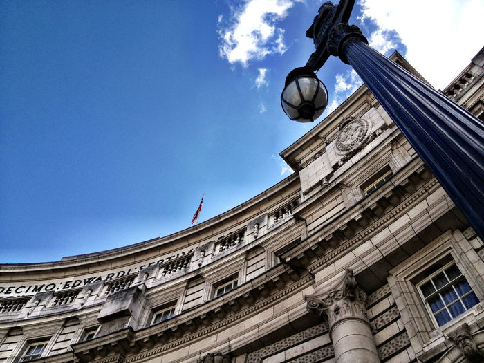London Low Angle View No People Sky The Architect - 2016 EyeEm Awards