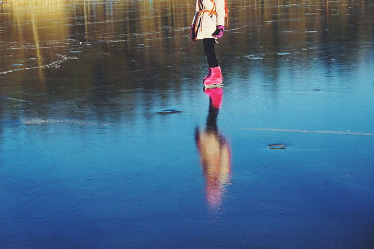 ice skating One Person Water Real People Leisure Activity Low Section Outdoors Nature People Human Leg Beauty In Nature Ice Ice Skating Ice Skate Sport Adventure Activity Outdoor Photography Winter Winter Wonderland Wintertime Vansjø Moss Norway Rygge Millennial Pink The Great Outdoors - 2017 EyeEm Awards Neon Life
