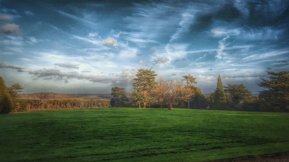 Peaceful Landscape HDR Hdrphotography Countryside Countryside Scene Smartphone Photography