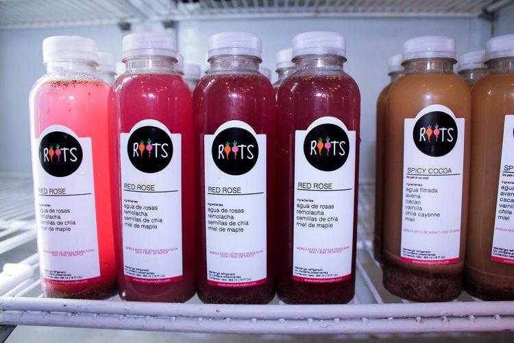 Bottle Business Close-up HEAL Indoors  Juice Juicery No People Vegan