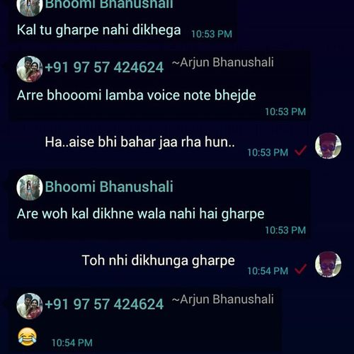 She Always Does Khudkabho ***