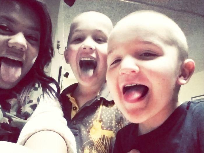My Cute Lil Cousins Brayden,and Jaxon