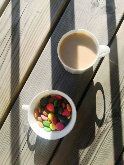 Coffee Sun Balcony Spring Candy Drink Healthy Lifestyle Dessert Nutritional Supplement Fruit Table Sweet Food Food And Drink Close-up