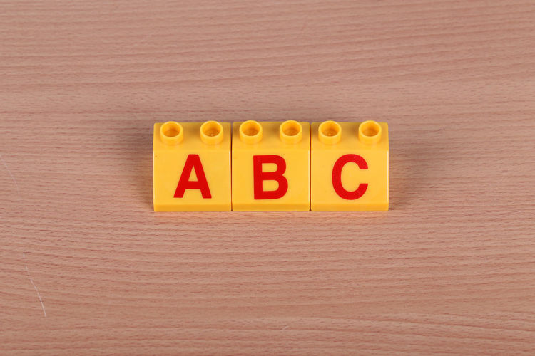 ABC- The word