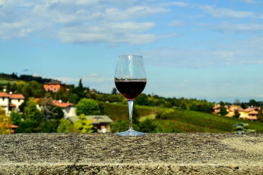 Wine Moments Italy Italiancountryside Italianwine Wineglass