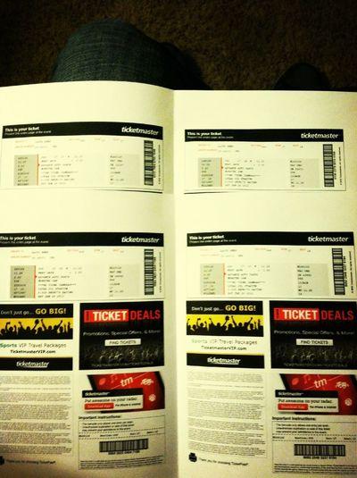 Got My Monster Jam Tickets