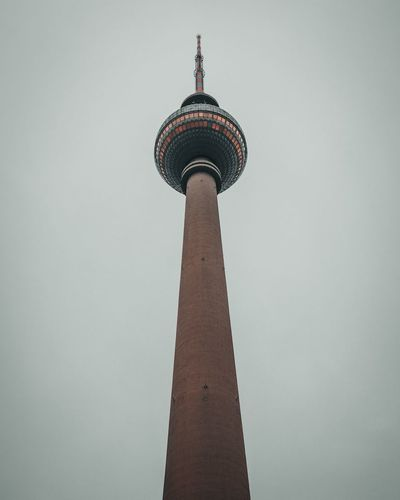 The tv tower in