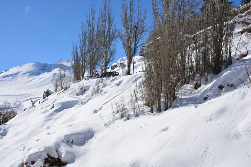 Ski resort, winter and mountain snow Hostel View Nature Ski Lift Skies Skiing Winter Hostel Landscape Mountain Snow, Ski Ski Holiday Ski Region Ski Resort  Ski Resort Hotel Snow Winter Holidays