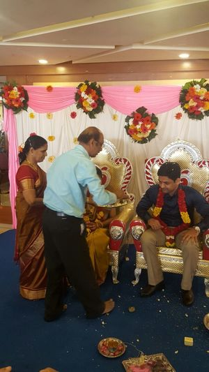 Full Length Married Life Blessings Father In Law Party - Social Event Indoors  EyeEmNewHere