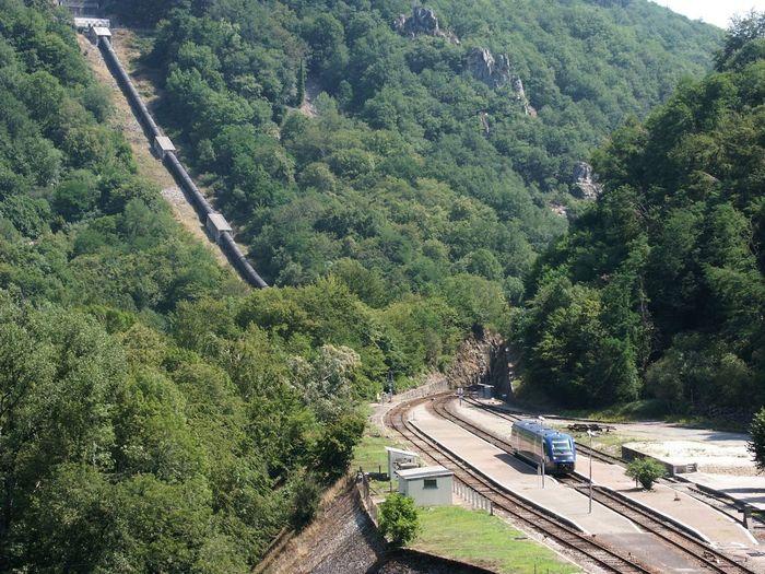 Eisenbahn Frankreich ♥ La France Railway Val De Cere