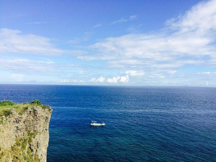 Manzamo Sea Sky