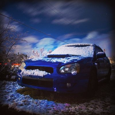 Honest in every way I know... TBT  Snow Throwbackthursday  Ayearagotoday Throwback Subaru Latergram Wrx Wrb Tucson