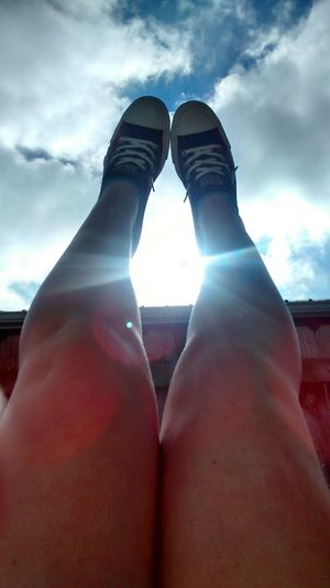 How's The Weather Today? Converse Sky