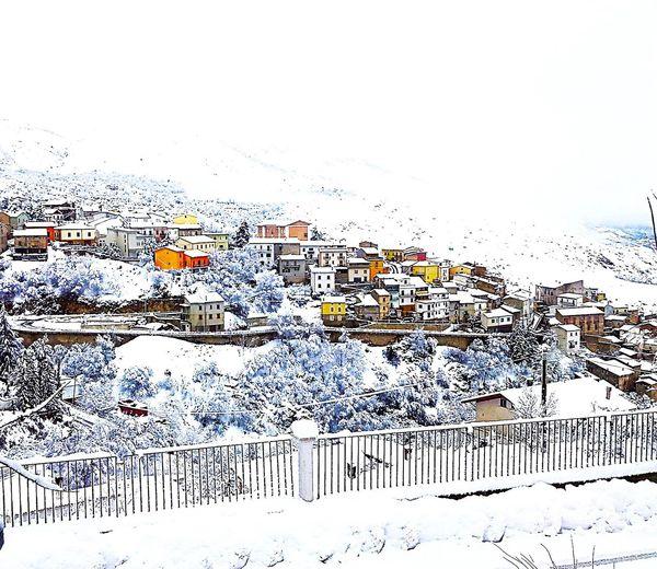 Italy Prezza Littlecountry Snow Socool