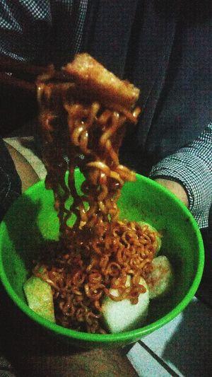 Eat Ready-to-eat Delicious ♡ Sweet Food Noodles Food And Drink Food Freshness Noodles Lover Noodletime🍝 Noodlesandsauce Samyang