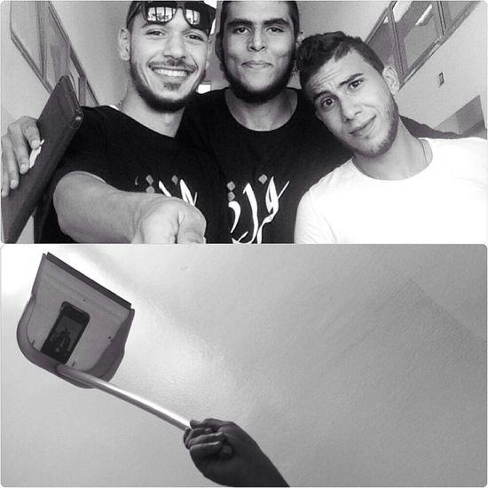 Blackandwhite Selfie Me Frends