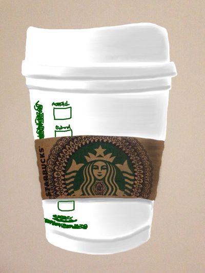 Zentagle Starbucks Starbucks Coffee Starbuckscup Starbuckscollection Doodles