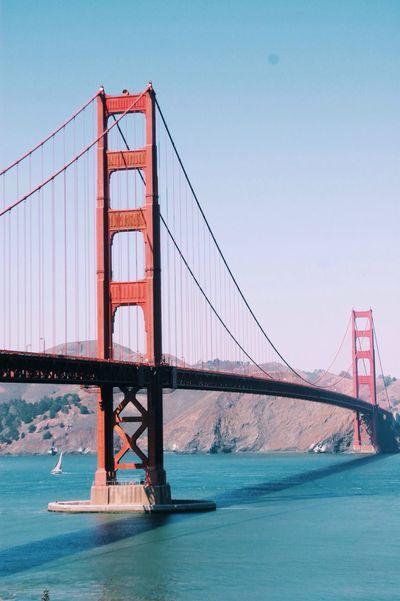 San Francisco, California Golden Gate Bridge San Francisco California USA Bridge Landmark