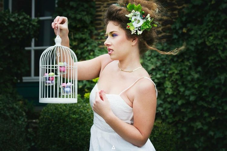 Easter Pâque Makeup Makeupartist Hairstyle Photoshoot Frenchphotographer Frenchmodel Garden Fairy Beauty Imadgin Taking Photos