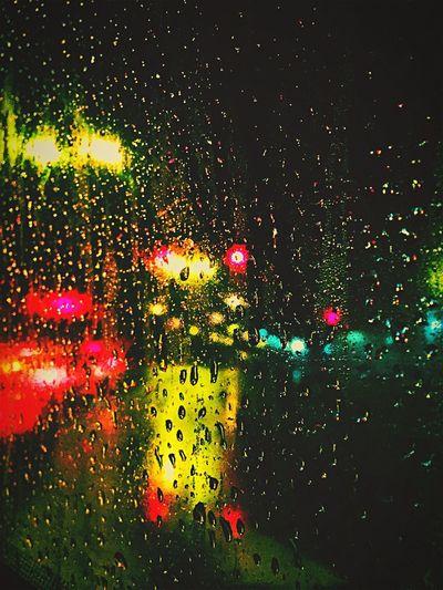 Wet Rain Motor