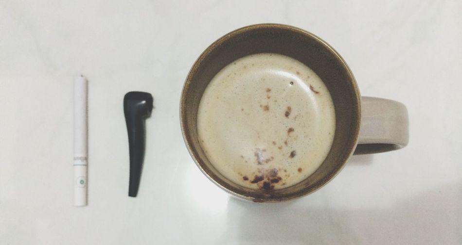 Coffee Ciggs Pipe