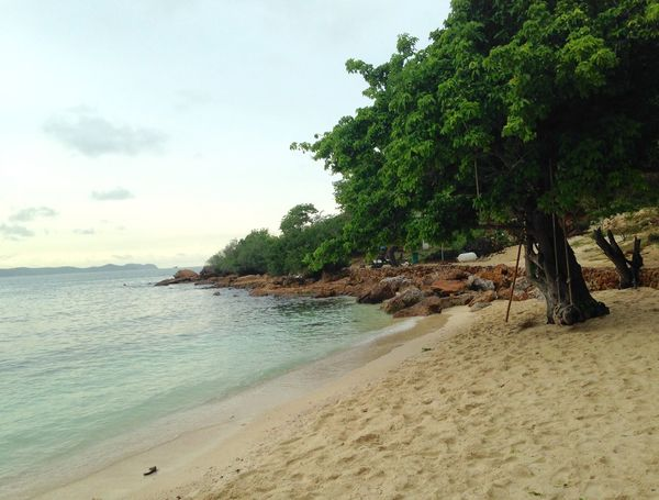 Thailand Koh Larn Beach