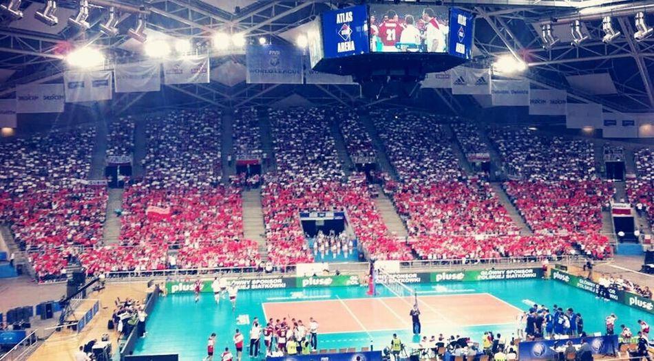 Sport Volleyball World League