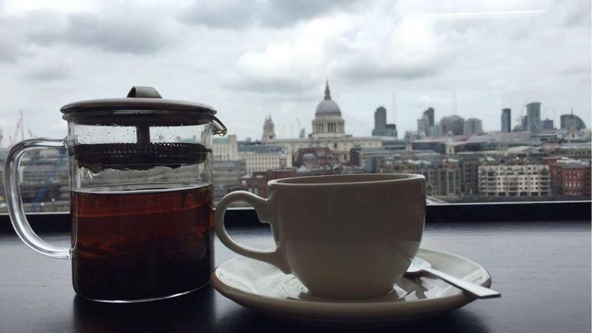 LONDON❤ London Tea Teatime Beautiful TateModern Museum Awesome First Eyeem Photo TakeoverContrast