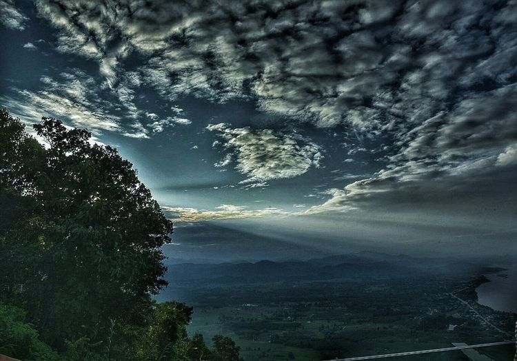Nature Star - Space Beauty In Nature Landscape Outdoors No People Mountain Space Sky Thailand🇹🇭