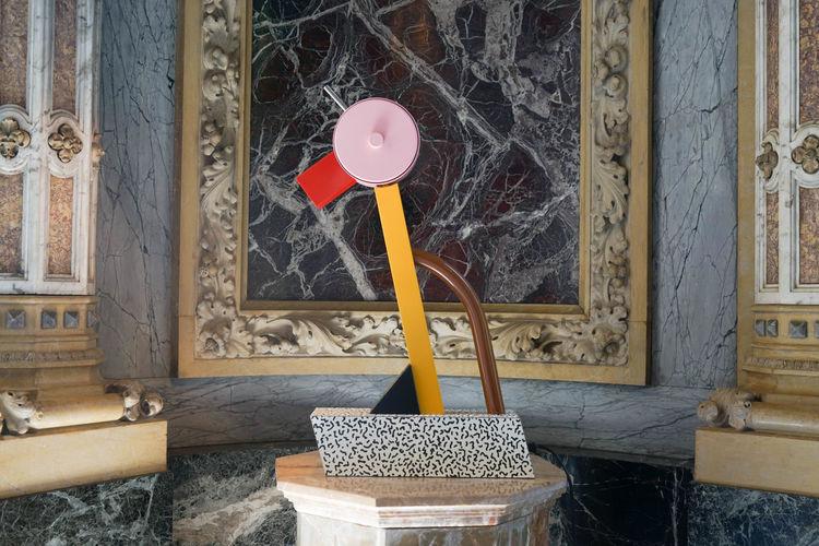 Ai Wei Wei Memphis Design Ettore Sotsass