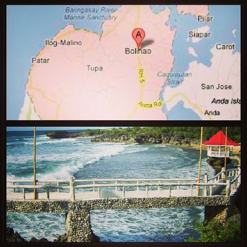 See yah later Bolinao ! ;) Egzoitedmuch Explore Livewhilewereyoung adventure post birthday galore