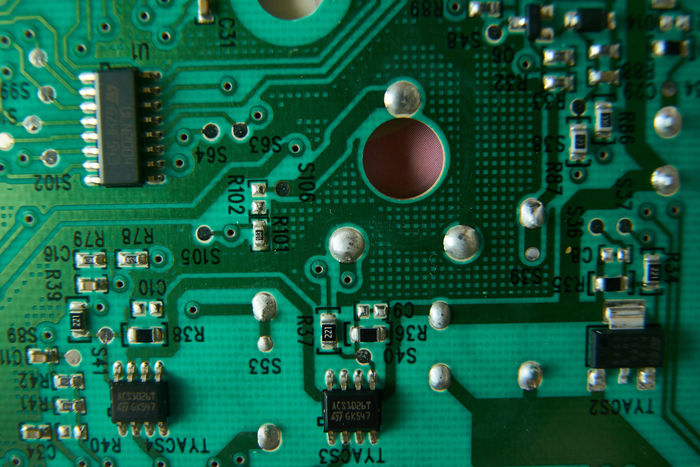 Backgrounds Circuit Board Close-up Computer Chip Computer Part Day Electronics Industry Full Frame Green Color Indoors  Mother Board No People Pattern Technology