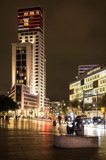 Berlin Breitscheidplatz City Night Architecture Illuminated Building Exterior City Life Outdoors Business Finance And Industry Nightlife Modern No People Skyscraper Cityscape Urban Skyline Sky berlin Berlin Photography Berlin Life Berlin, Germany  Berlin Street Photography Berlin Streetart Berlin Mitte Berlin By Night Berliner Ansichten EyeAmNewHere