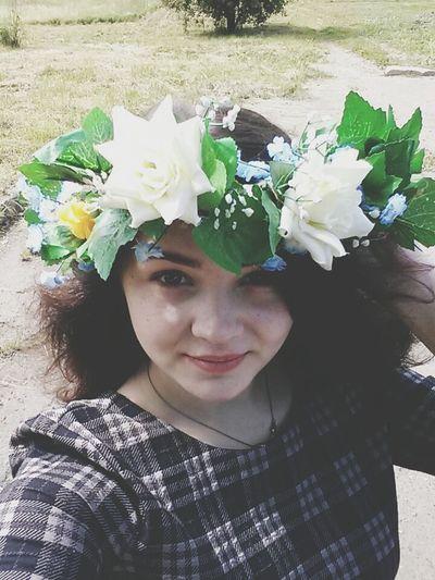 Russian Girl Hello World Pretty Girl Slavic