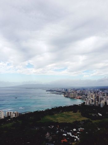 Nice viewing? Diamondhead Hawaii