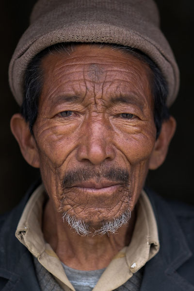 Headshot Human Face Reportage Travel Photography Cultural Heritage Tibetan Buddhism Travel Humaninterest Portrait Photography Fine Art Photograhy Portrait Wrinkled Real People Close-up Culture Ontheroad Himalayas Documentary Photography Travelgram Visual Stories Storytellingphotography EyeEm Selects EyeEmNewHere
