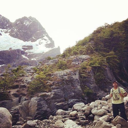 Mirador Vallefrances glaciar