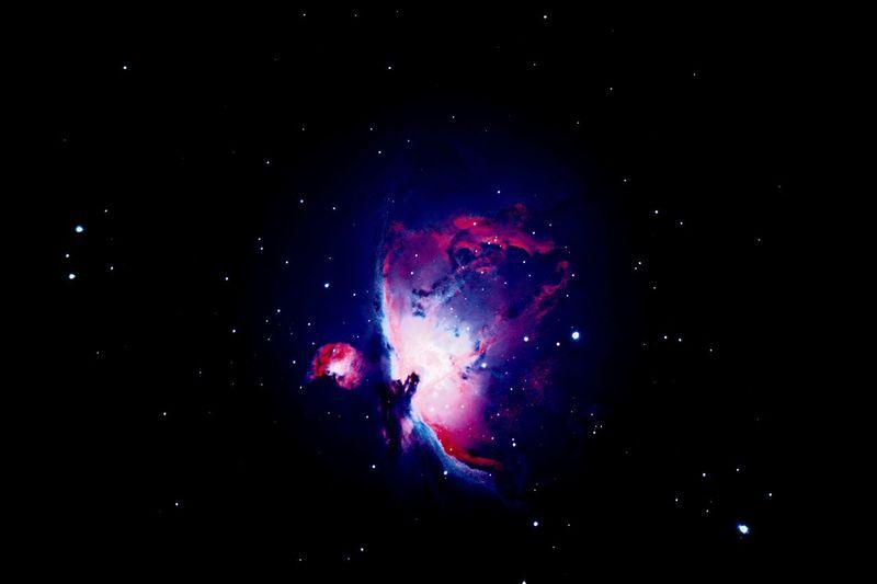 Orion nebula Orion Nebula Celestron First Eyeem Photo