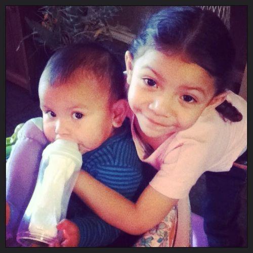 AJ and Mia ❤