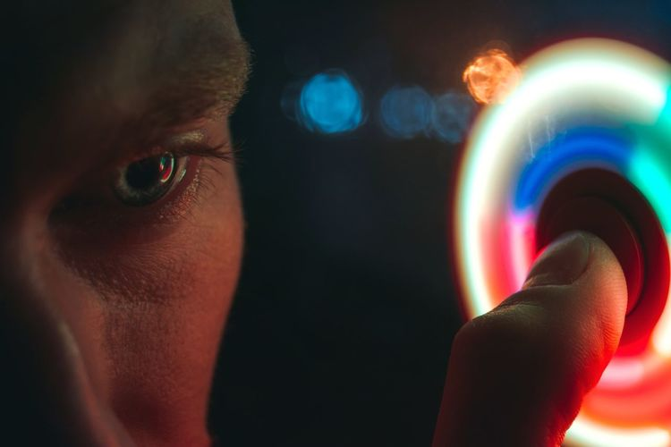 Spectrum Multi Colored Portrait Indoors  Light Motion Eye Eye Reflection  Night Portrait View Human Hand Close-up Illuminated Neon One Man Only Only Men Lifestyles Eyeem Photo The Week On EyeEm From My Point Of View By Ivan Maximov Indoors  Lightning Human Face Composition Human Body Part AI Now The Portraitist - 2018 EyeEm Awards The Still Life Photographer - 2018 EyeEm Awards Capture Tomorrow