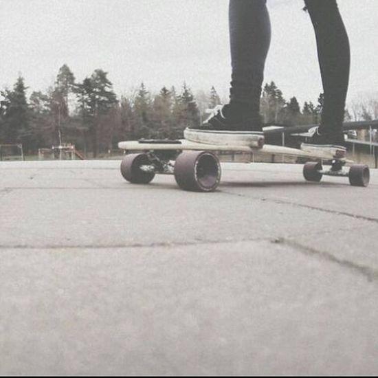 Skatergirl Vans That's Me Followme
