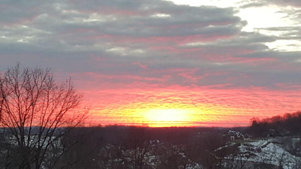 Sunset Southpointe Winter Beautiful Nature Beautiful Day January14 Nofilter