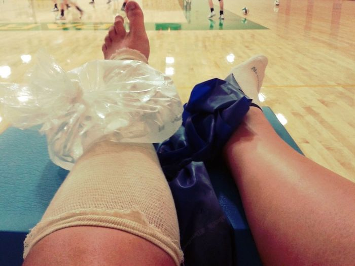 Rehab For The Foot
